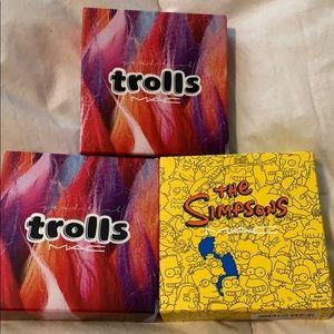 Mac Troll powder, Simpson's powder